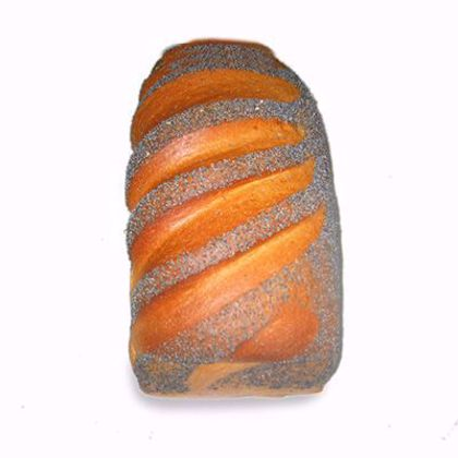 Afbeeldingen van witbrood vloer maanzaad